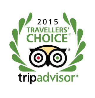 Travellers' Choice – Trip Advisor
