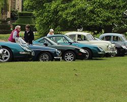 Fairfield Classic Car Rally