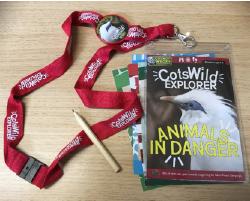 CotsWild Explorer – Endangered Animals Activity Trail
